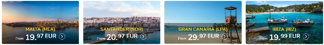 VUELING Promotional Code