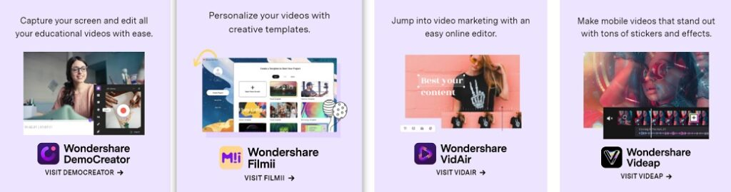 WONDERSHARE.com Voucher Code
